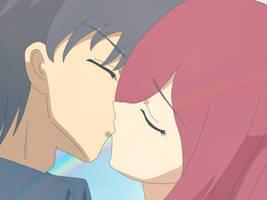 Naruto, Request, Kiss
