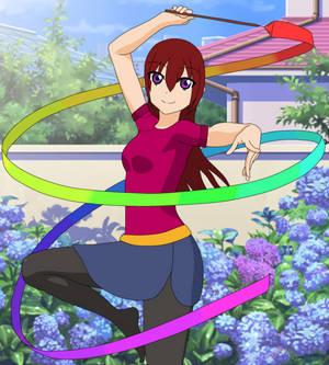 YUGIOH, Ribbon Dance