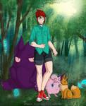Pokemon, Random