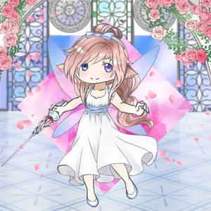 BNHA. Fairy