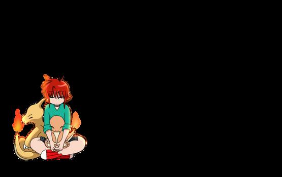 Pokemon, collab, transparent background