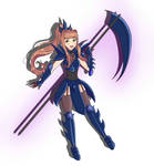 RPG: Dark Knight Monika