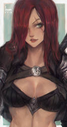 Katarina by Seuyan