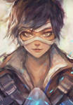 Tracer!!
