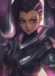 Sombra by Seuyan