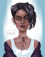 <b>Girl Portrait Finished</b><br><i>astro-H</i>