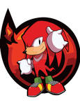 Sonic Heroes Collab - Knuckles (Mania Style) Entry