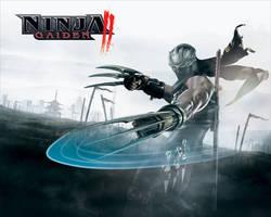 Ninja Gaiden 2. by XpZ-Neji