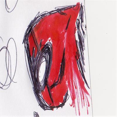 Deadpool by RealPoison-pen