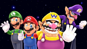 (MMD) 'The Hat Power' 2 by Luigi192837465