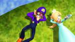 (MMD) A Sunshine Enjoying the Sunshine by Luigi192837465