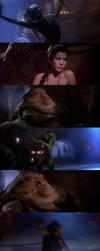 Oola vs. Leia by Jdueler11