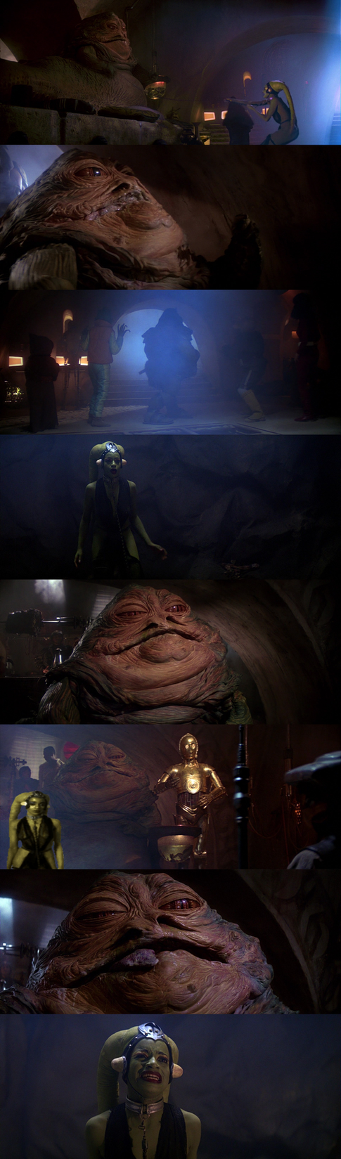 Oola - Perfect timing Leia by Jdueler11 on DeviantArt Jabba The Hutt And Oola