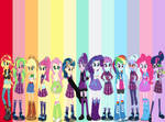 Rainbow Power Equestria Girls 13