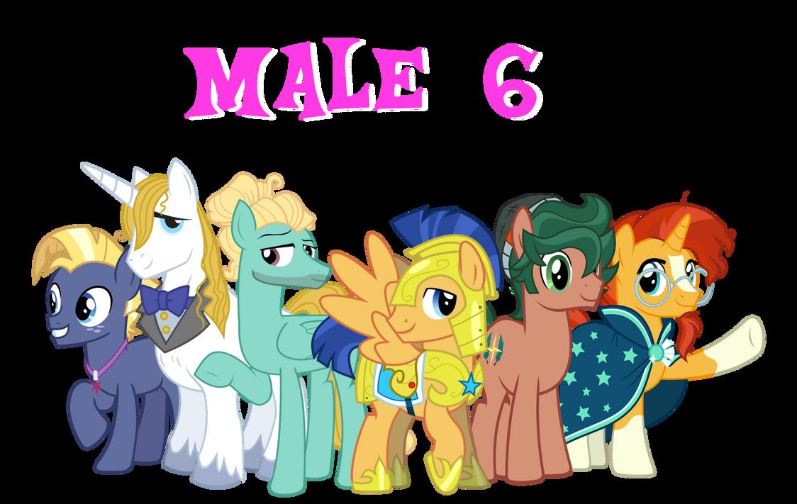 Male 6 by Jdueler11