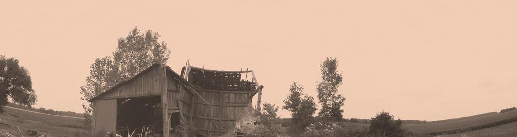 Rural Ruins by ignotism