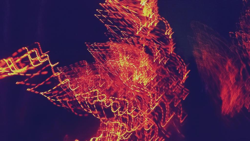 Smokey Lights by ignotism