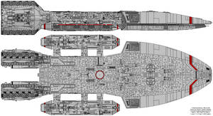 Type 46 Command Battlestar