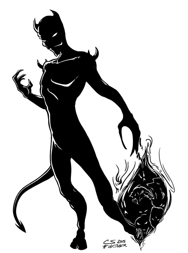 ShadowDemon by Citrusman19
