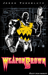 Weapon Brown  Cover