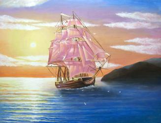 Sailor's Dream by EcaterinaToutok