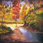 The Autumn Bloom by EcaterinaToutok