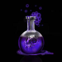 Purplepoison by xBadmedicinex