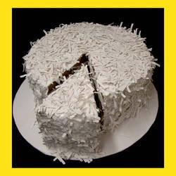 Fake Coconut Cake