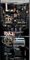 Ryle MySpace Layout
