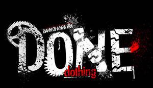 Done Logo by ABeautifulTragedy