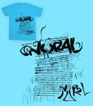 Nural T-Shirt- Script