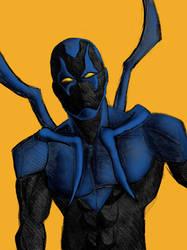 Blue Beetle by BigOx2daBox