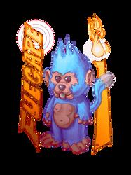 Fire Ape by BigOx2daBox