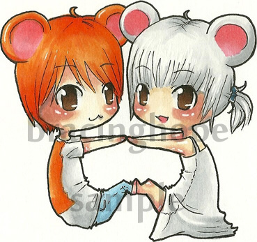 Hamtaro by BettyPimm
