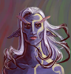 Drow In Need Of Assistance