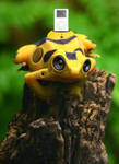 iPod Frog Dock