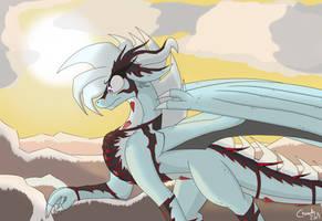 Metal Angel by Ckaiadn