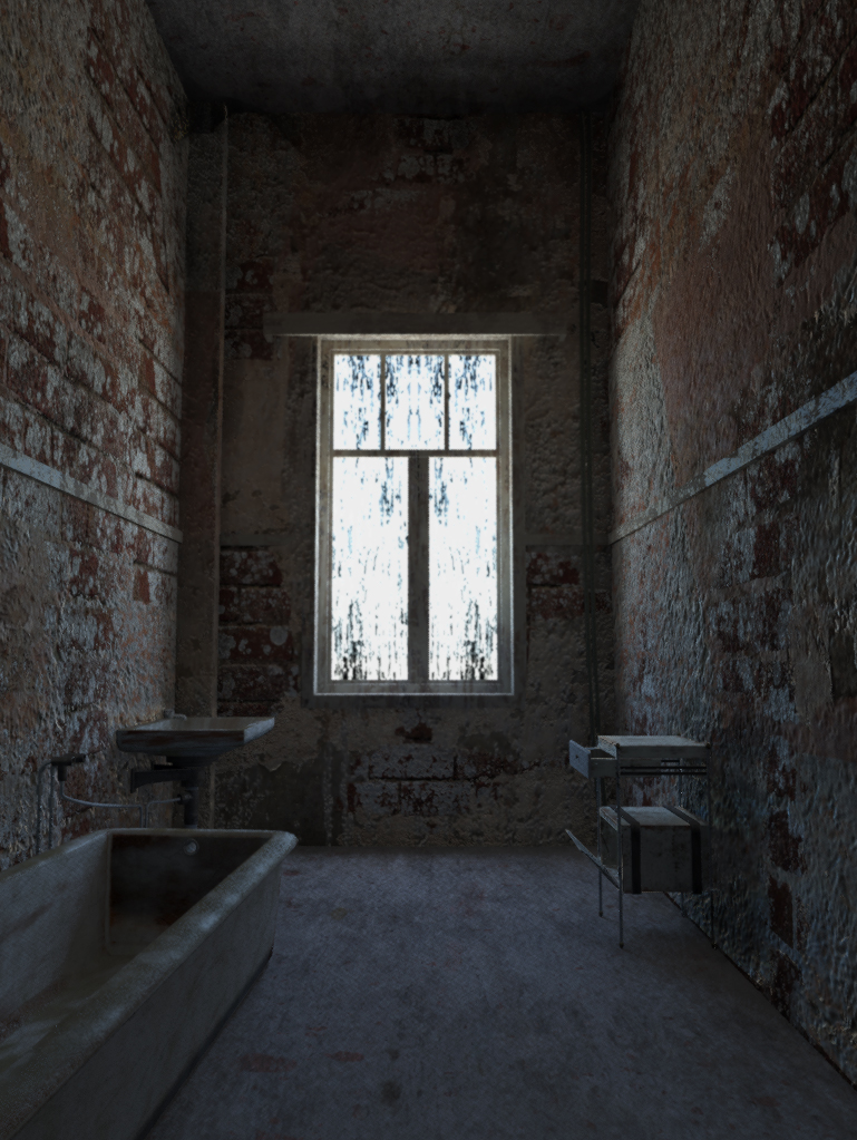 Abandoned Room by RisingPixel on DeviantArt