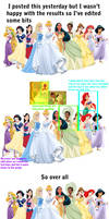Edited Disney Princess