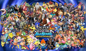 Super Smash Bros All-Star Battle Royale!