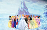 Disney Princess with Anna