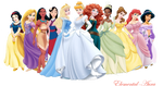 Official Disney Princess Merida