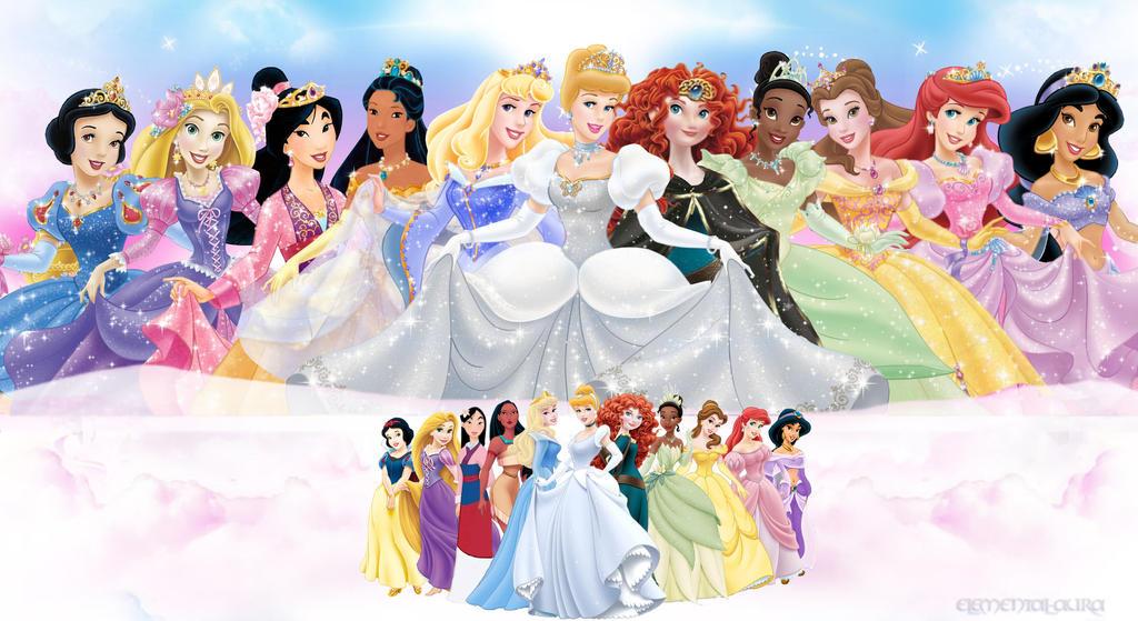 11 Official Disney Princesses