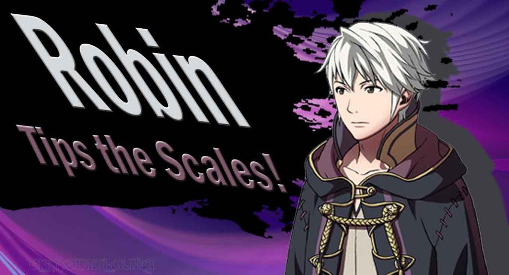 Robin for SSB4 by Elemental-Aura on DeviantArt