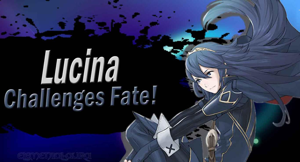Lucina for SSB4 by Elemental-Aura on DeviantArt