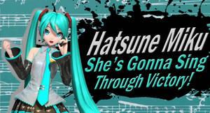 Hatsune Miku SSB4 Request