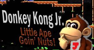 Donkey Kong Jr. SSB4 Request