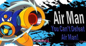 Air Man SSB4 Request