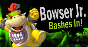 Bowser Jr. for SSB4