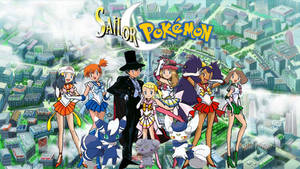Sailor Pokemon